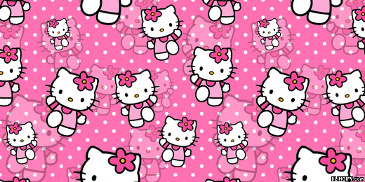 Blingify.com | Hello Kitty Twitter Headers