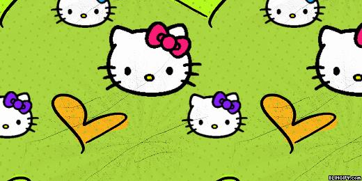 Hello Kitty  google plus cover