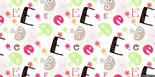Cute E google plus cover