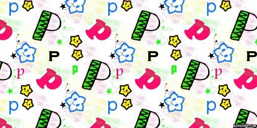 Cute P google plus cover