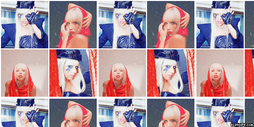 Lady Gaga Icons google plus cover