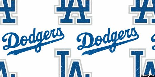Los Angeles Dodgers google plus cover