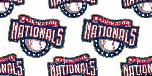 Washington Nationals google plus cover