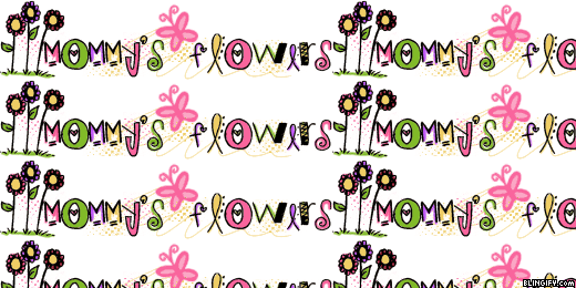 Mommys Flowers google plus cover