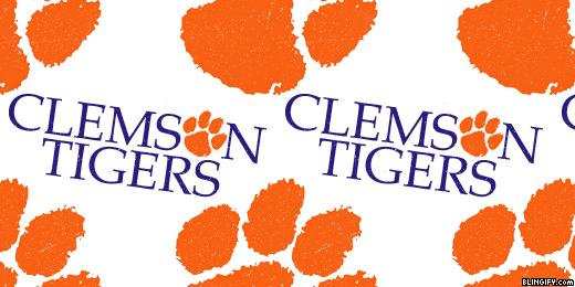Clemson Tigers google plus cover