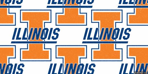 Illinois Fighting Illini google plus cover