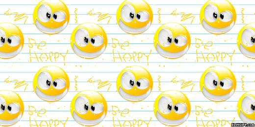 Be Happy google plus cover
