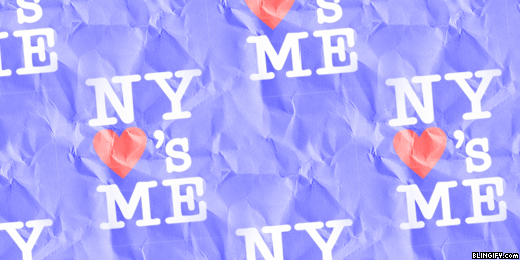 New York Loves Me google plus cover