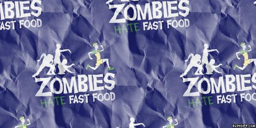 Zombie  google plus cover