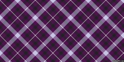 Purple Plaid google plus cover