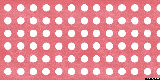 Girl Dots google plus cover