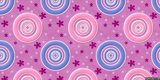 Pinkbluecircles google plus cover