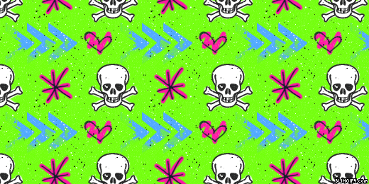 Skull  google plus cover