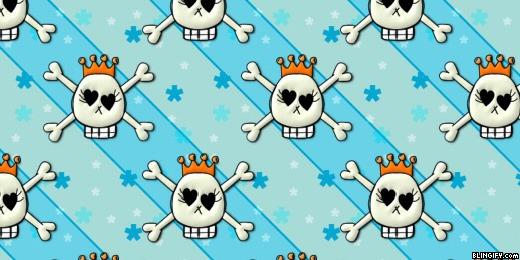 Queen Skull google plus cover