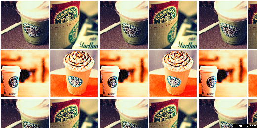 Starbucks Icons google plus cover