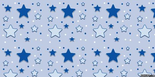 Blue Stars google plus cover