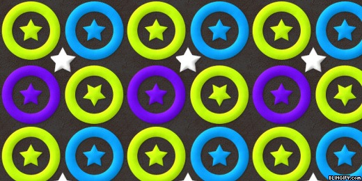 Star Circles google plus cover