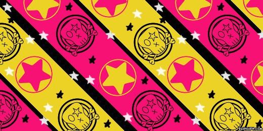 Bright Stripes google plus cover
