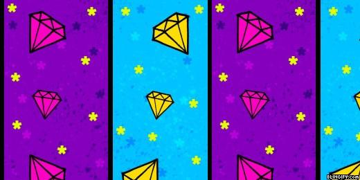 Diamond Stripe google plus cover