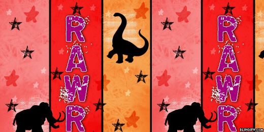 Dinosaur Stripes google plus cover