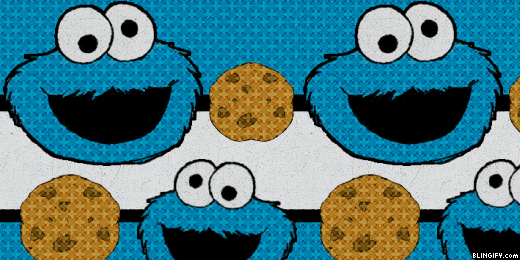 Cookie Monster google plus cover
