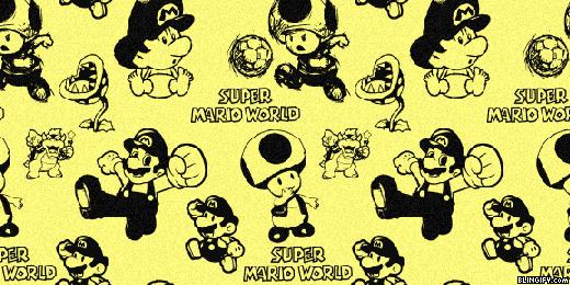 Mario google plus cover