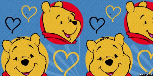 Pooh google plus cover