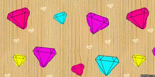 Wood Diamonds google plus cover