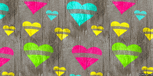 Wood Hearts google plus cover