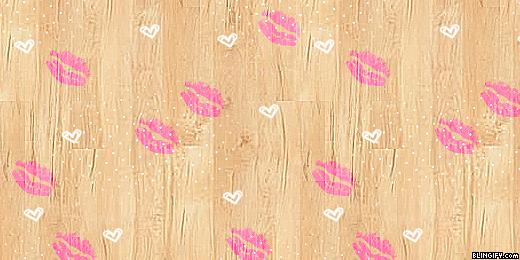 Wood Kiss google plus cover