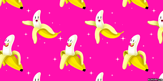 Banana google plus cover