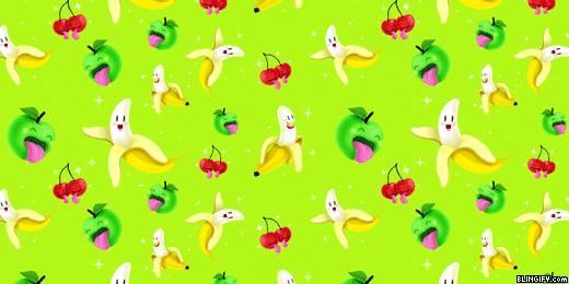 Happy Banana google plus cover