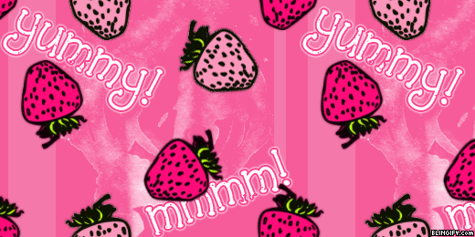Strawberry google plus cover